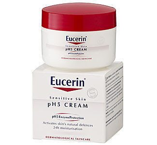 Eucerin PH5 Sensative Skin Cream Крем  75 Мл