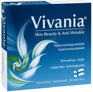 VIVANIA® SKIN BEAUTY & ANTI WRINKLE 60таб.