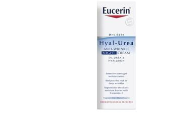 Eucerin Hyal-Urea night creme 50 ml