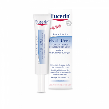 Eucerin Hyal-Urea eye creme 50 ml крем для век