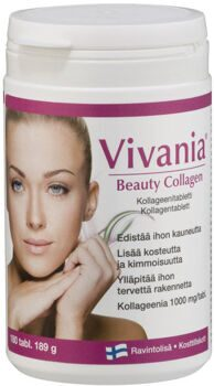 Vivania (Вивания) beaty collagen 1000 mg 180 таб.