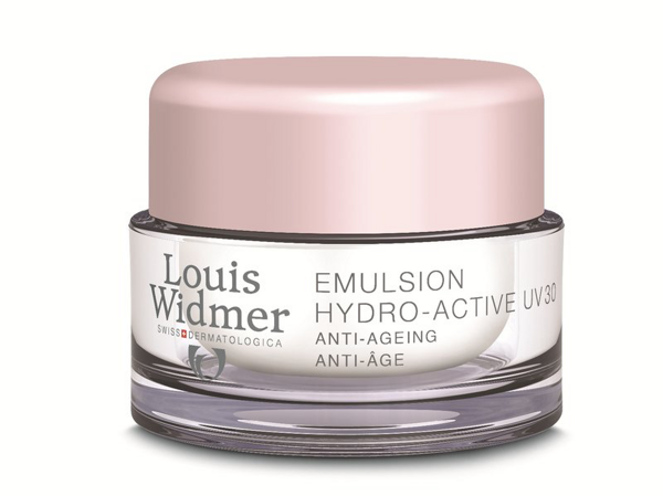 Louis Widmer Emulsion Hydro-Active  UV30  50ml